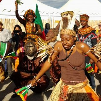 African-Traditional-Dancers