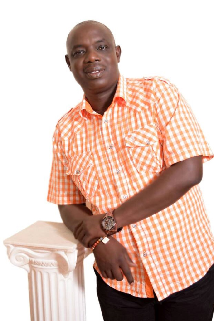 Mr Steve Owiti, an ODM candidate vying for the County Assembly seat for Kolwa East Ward in Kisumu County, Kenya