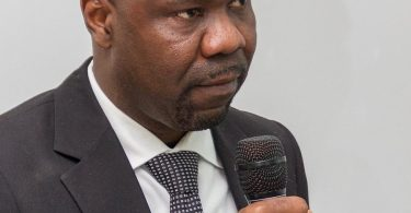 Mr Kenneth Gbandi, the Chairman of Nigerians in Diaspora Organisation Europe (NIDOE)
