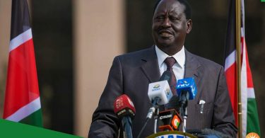 "The National Super Alliance (NASA) candidate Raila Odinga who had filed the petition said: ""This indeed is a very historic day for the people of Kenya and by extension the people of the continent of Africa"""